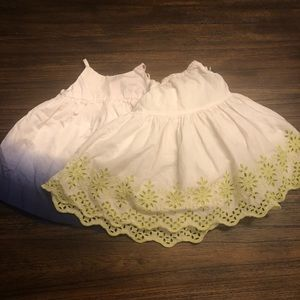 2-For-1 Bundle Deal Baby GAP Dresses